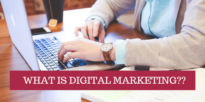 what is digital marketing-concepts