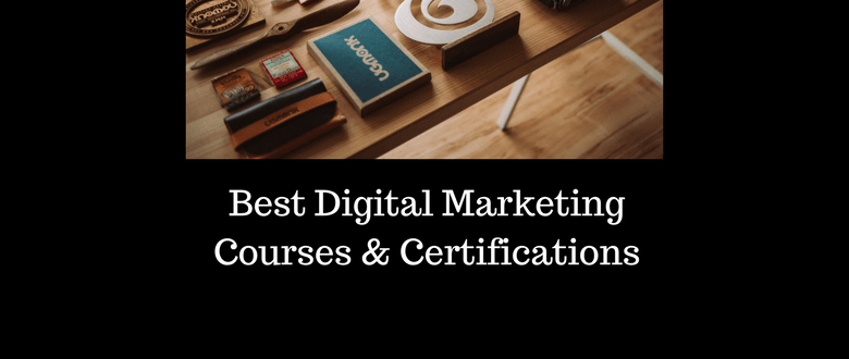 best digital marketing courses