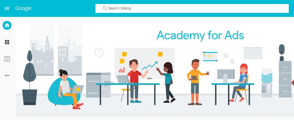 google-academy for ads